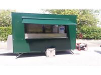 Burger Van (Catering Trailer) For Sale in Aberdeen 3800 ONO !!!