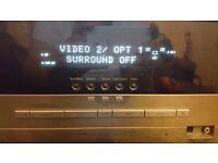 Harman Kardon AVR 140 + 5 Harman Kardon TS7 Home Cinema Speakers Good Condition £130