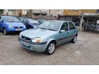 2001 Ford Fiesta 1.25 Freestyle 5dr / NEW MOT / VERY GOOD CONDITION