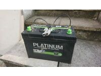 Platinum Leisure Plus Battery