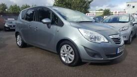 VAUXHALL MERIVA 1.7 CDTI SE 6 SPEED PANORAMIC ROOF 2011 / 1 OWNER / FULL SERVICE HISTORY / HPI CLEAR