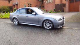 2008 BMW 520D MSPORT