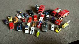 Cars selection