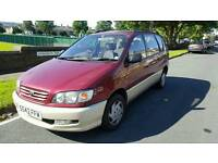 I want to buy Toyota picnic any condition hiace corolla 1.3 starlet Peugeot 307 automatic