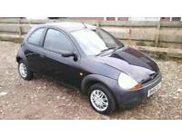 Ford ka 56 plate.. Only 52,000 miles..