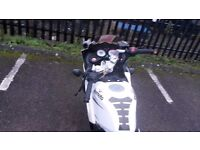 lexmoto XTR for sale nice runner need two wing mirrors other than that its a brilliant bike