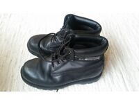 Men's Groundwork safety boots, size 9