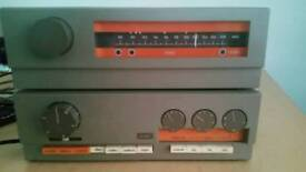 Quad preamp and tuner