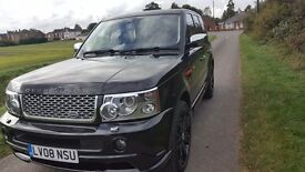 RANGE ROVER OVERFINCH FOR SALE!!!! ONLY 72000miles