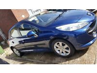 2007 Peugeot 207 HDI SPORT 1.6 5DR