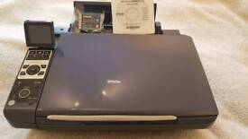 Epson Stylus DX8400 3 in 1 Printer
