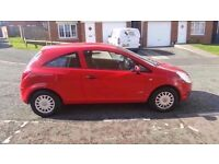 2008 vauxhall corsa 1.0 club a.c full service history great condiiton ideal 1st car