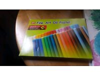 Complete Oil Pastel set