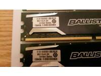 Selection of RAM CPU Wireless cards and chips