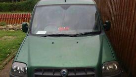 Fiat Doblo Van SX Diesel 1.9cc 2002 model
