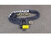 Kryptonite New York Lock 14mm links 1.5m long