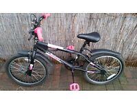 avigo spin bmx girls bike