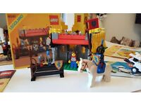 Lego 6041 castle armor shop