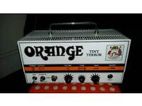 Orange Tiny Terror original Korean made