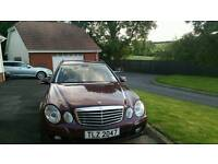 2007 Mercedes E220 CDI Auto (5 Speed) Estate in very good condition.