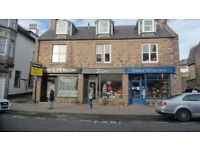 BANCHORY, 2 BED, FLAT, UNFURNISHED / FURNISHED, GAS CENTRAL HEATING, DOUBLE GLAZING,