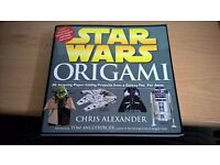 Star Wars Origami Manual