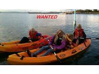 RTM Kayak Mambo Or Ocean Duo Canadian Canoe Boat