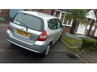 Car is insured taxed mot 5 doors bargain quick sale very cheap cheapest Honda jazz