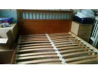 King Size Ikea Bed Frame