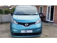 NISSAN NV 200 2013 1.5 DCI DIESEL 7 SEATER MINIBUS MPV TAXI PLATED
