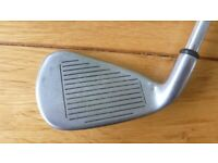 CALLAWAY GOLF X18 PRO SERIES 7 IRON HEAD ONLY SHAFT HAS SNAPPED GOOD CONDITION