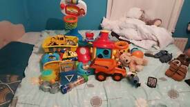 Toys in good condition