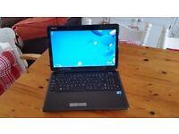 ASUS Notebook K40IJ / K50IJ Series - 4GB RAM, Intel Core 2 DUO, 250gb Harddrive