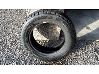 Winter tyres, New condition, Good Year M&S 195/65 R 16C Set of Four, 8mm