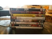 Dvd's bundle