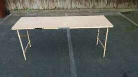 Wallpaper paste table for sale