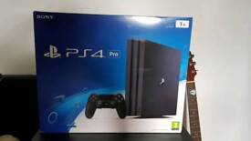 PS4 Pro BRAND NEW BOXED