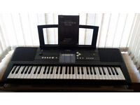 Yamaha PSR-E333 YPT-330 61-Key Keyboard