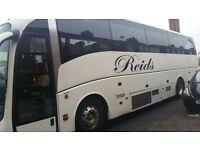 free coach travel