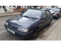 FOR SALE NISSAN SUNNY 1,4 ( CLASSIC CAR ) CHEAP INSURANCE