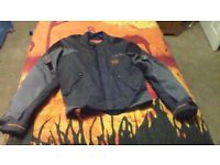 bikers Jacket. Very good Condition size small
