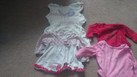 babyclothes 0-3 months for girl