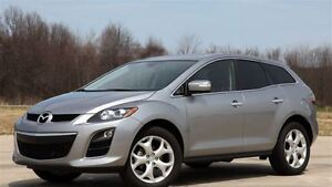 2011 Mazda CX-7 GT. AWD. Leather. Roof. Low Klm