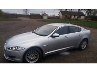 jaguar xf for sale 61 plate