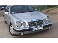 LHD mercedes E 220 diesel with air condition , we have more left hand drive---15 cheap cars on stock