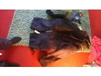 Large 2 in 1 parka jacket