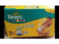Pampers size 2 (96) NEW