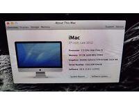 """iMac 27"""", late 2012, i5, 32 gb RAM, PUTNEY SW15"""