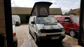 vw t4 2.4d turbo conversion