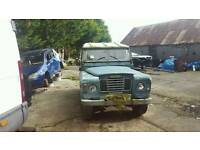Landrover series 3 parts
